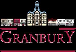 Granbury Hist Merchants Assoc. logo