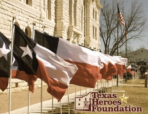 March2TexasFlags