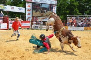 No Bull About It–Texas Independence Celebration of North Texas in Granbury is the Best!