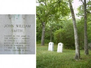 smith Centennial Marker